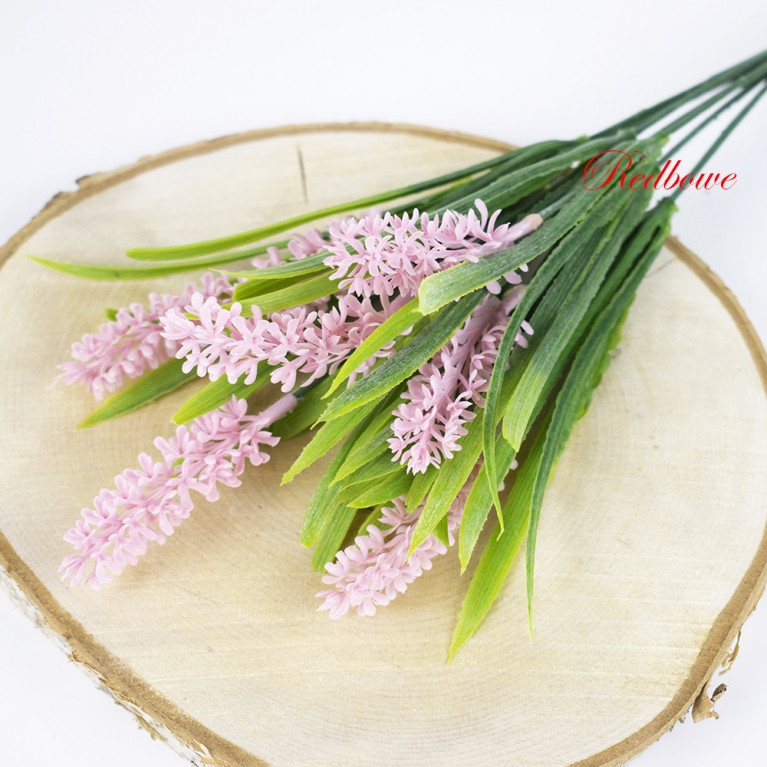 Лаванда припыленная розовая П256
