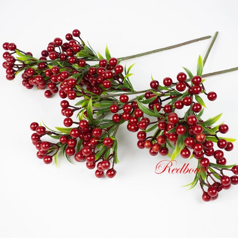 Ветка с ягодами П405
