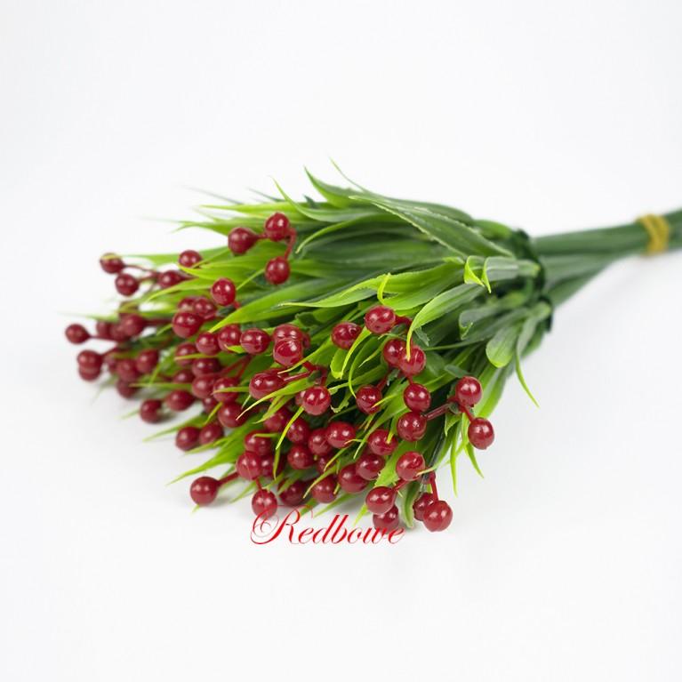 Веточка с ягодами, 5шт П431