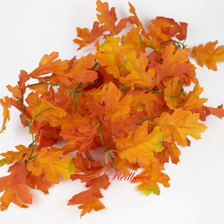Лиана осеннего дуба оранжевая Л56