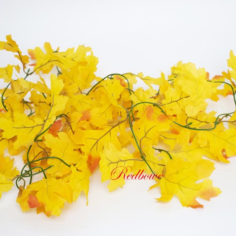Лиана осеннего дуба желтая Л56